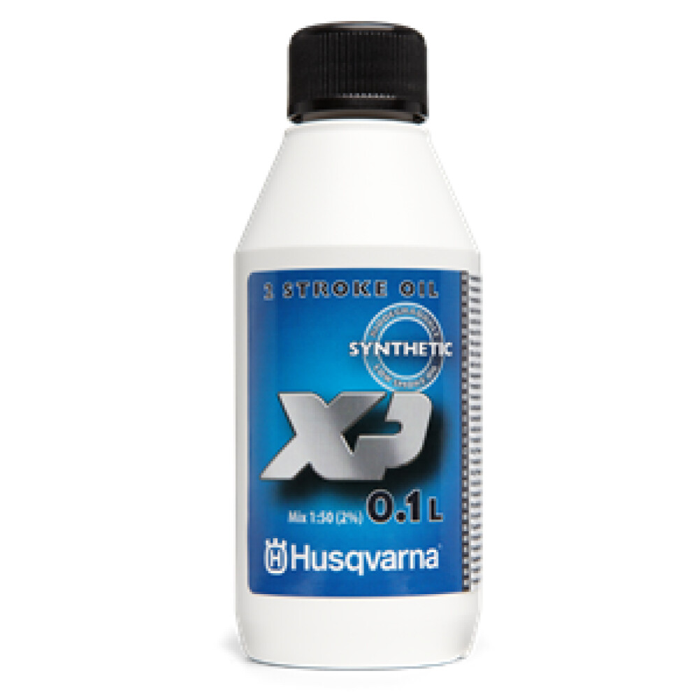 Husqvarna 2-ütemű olaj XP, Synthetic 0,1 literes