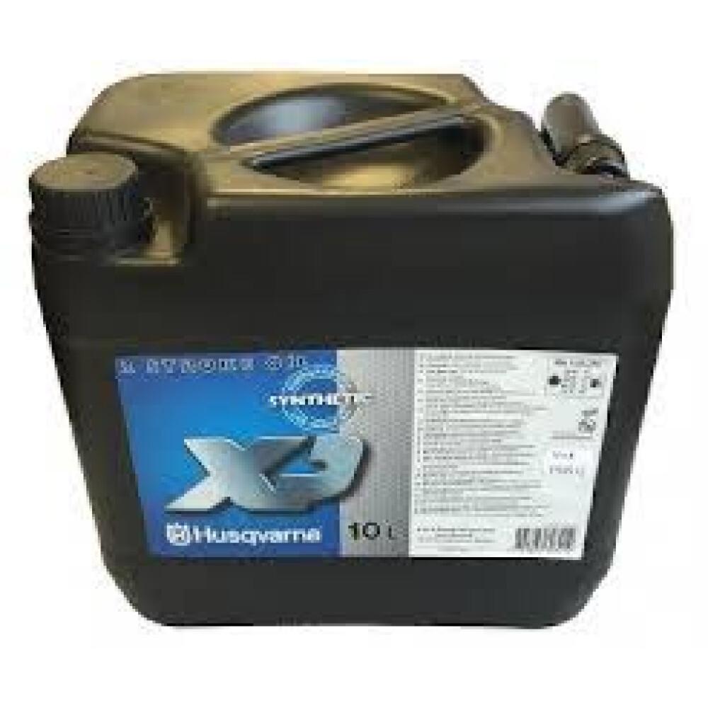 Husqvarna 2-ütemű olaj XP, Synthetic 10 literes