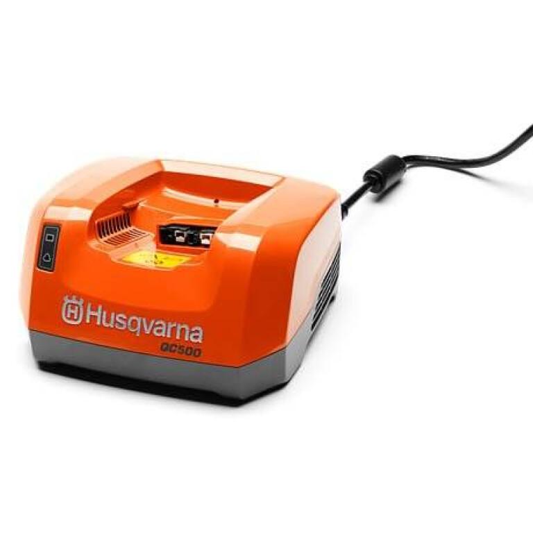 Husqvarna QC 500 akkumulátor töltő