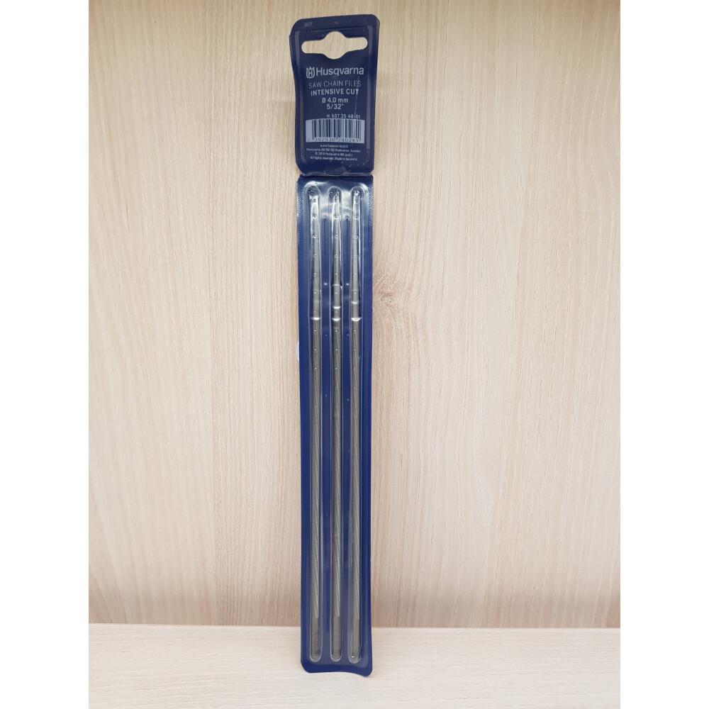 Husqvarna reszelő 4 mm, 3 db/ csomag