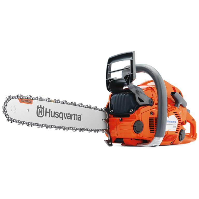 Husqvarna 555 15″ motoros láncfűrész